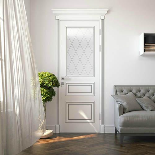 Виды межкомнатных дверей по стилю и дизайну